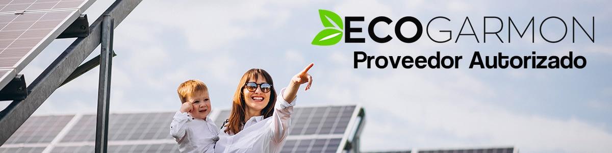 Productos de ecotecnologías y mucho más podrás encontrar en Ecogarmon
